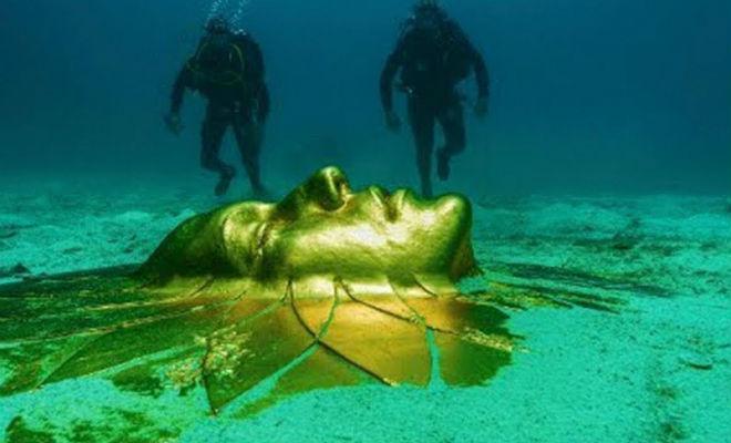 Необъяснимые загадки океана