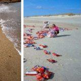 Неожиданные вещи, найденные на берегу океана