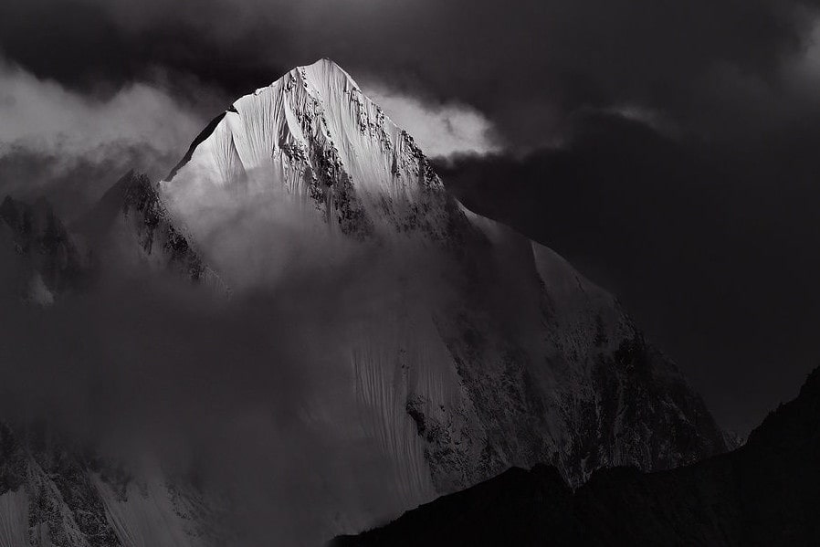 Пик Лайла (Laila Peak)