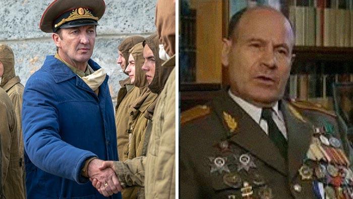 Ральф Айнесон в роли Николая Тараканова