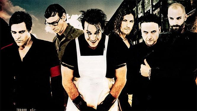 Группа Rammstein