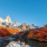 Самые красивые горные вершины и хребты мира