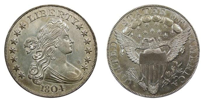 Серебряный доллар, 1830 год