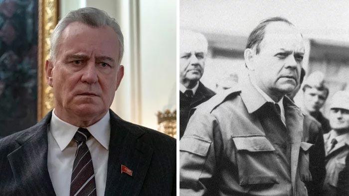 Стеллан Скарсгорд в роли Бориса Щербина