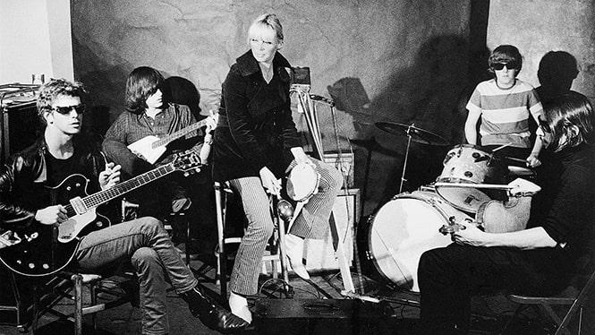 Группа The Velvet Underground