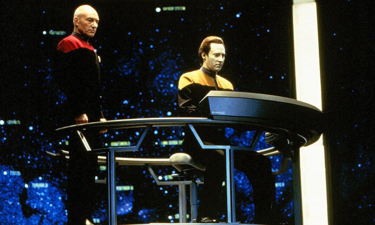 Звёздный путь 7: Поколения (1994)