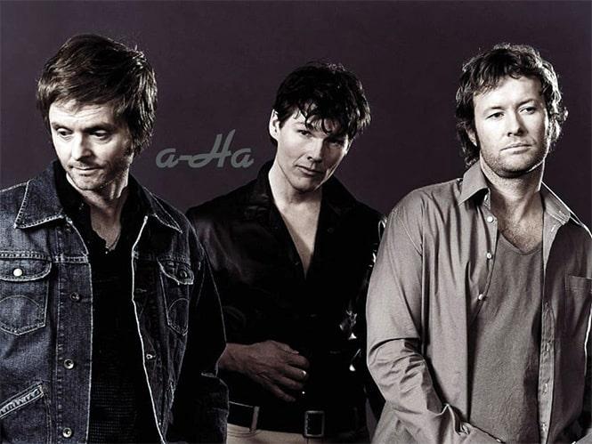 Группа a-ha
