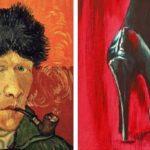 Красный цвет: история оттенков красного цвета