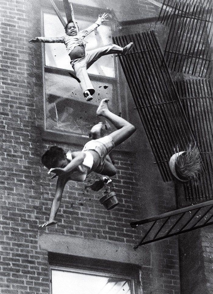 «Пожарная лестница», Станли Форман, 1975