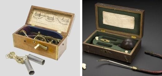 Причудливые медицинские изобретения из прошлого