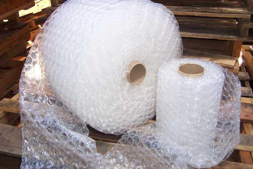 Пузырчатая упаковка