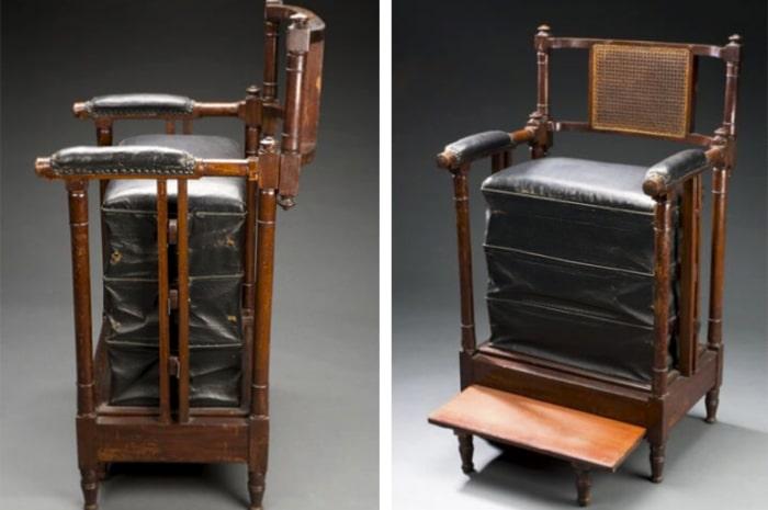 «Терапевтический» стул