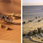 Загадки и тайны пустыни Сахара, которые раскрыты современными учеными