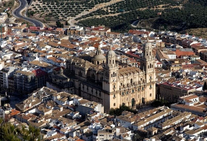 Испанская провинция Хаэн и город Хаэн