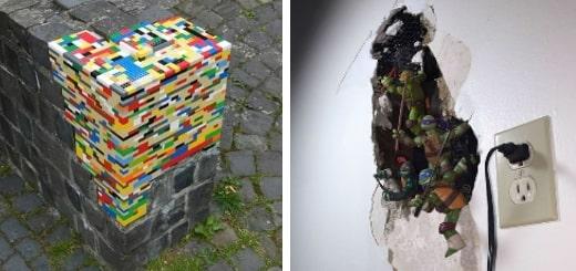 10+ креативных примеров того, как починить сломанные вещи