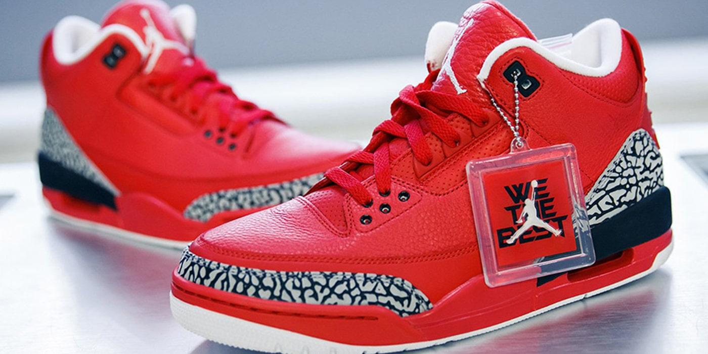 11. Air Jordan III Retro Grateful-