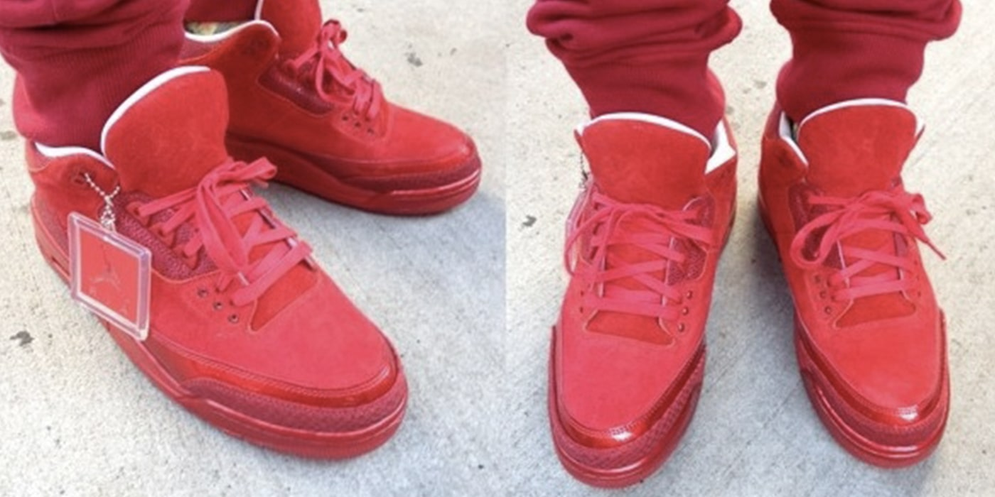 14. Air Jordan III Legends of the Summer