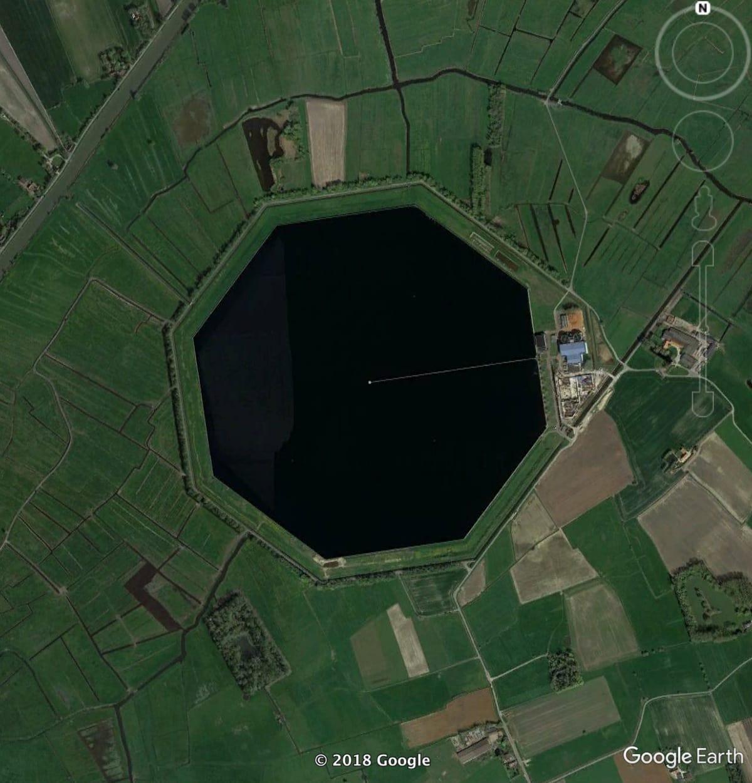 Бельгийское водохранилище