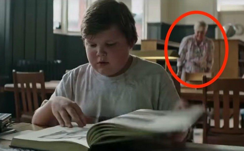 Бен читает