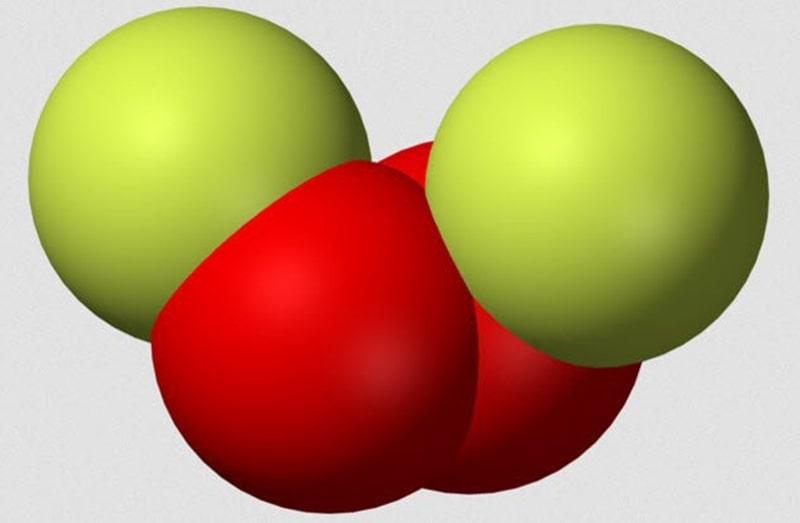 Диоксидифторид