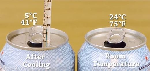 Как быстро охладить любой напиток