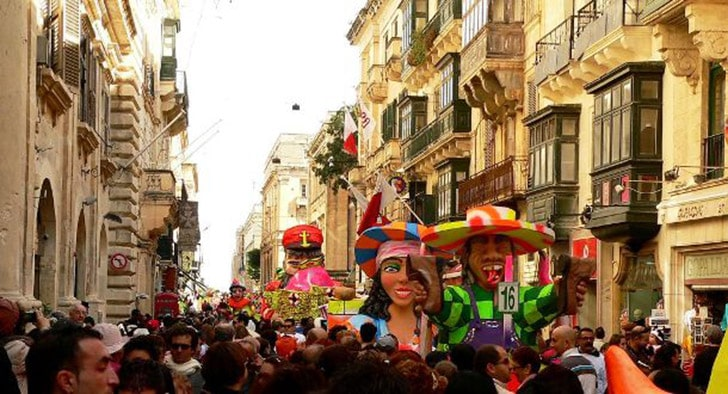 Мальтийский карнавал