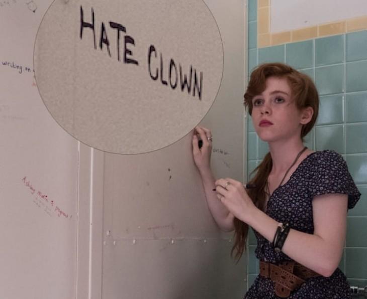 «Ненавижу клоунов»