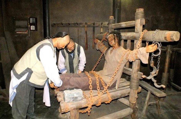 Они обожали придумывать самые изощрённые методы пыток-