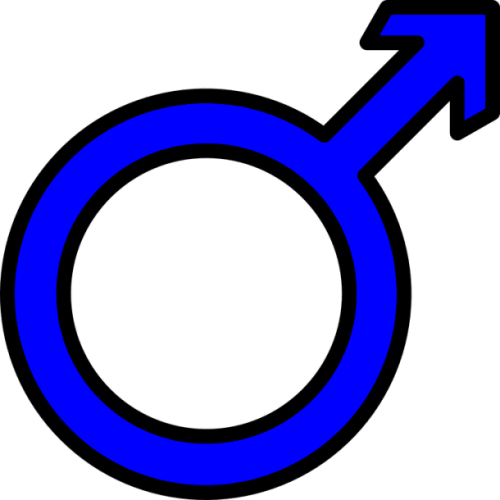Символ мужского пола