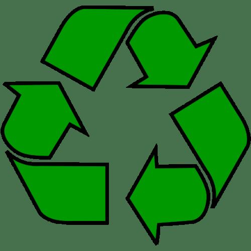 Символ переработки отходов