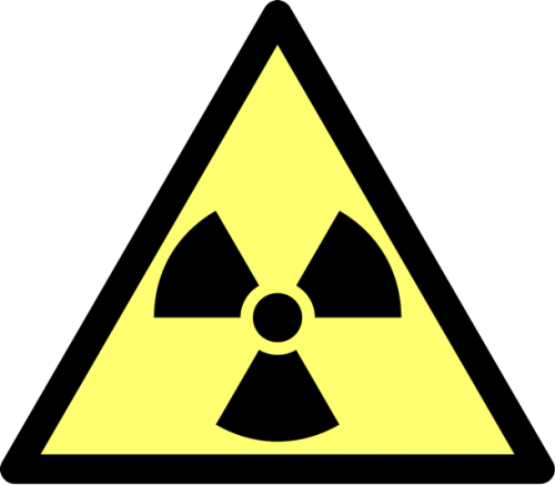 Символ радиации