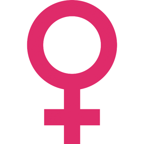 Символ женского пола