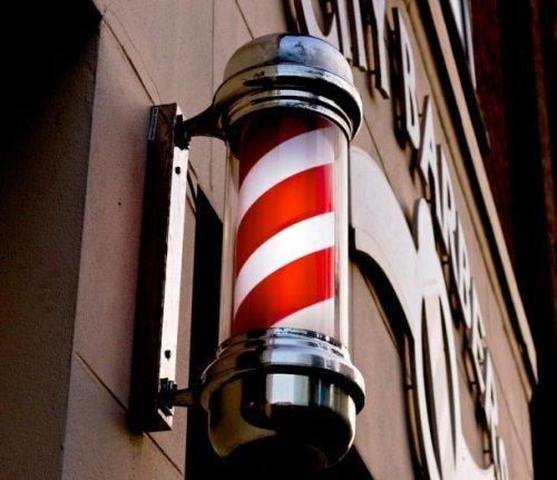 Спираль парикмахерской