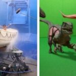 Удаление CGI из популярных фильмов показывает огромную разницу в визуальных эффектах