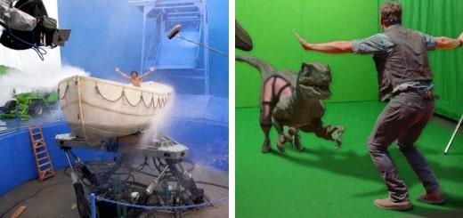 Удаление CGI из популярных фильмов