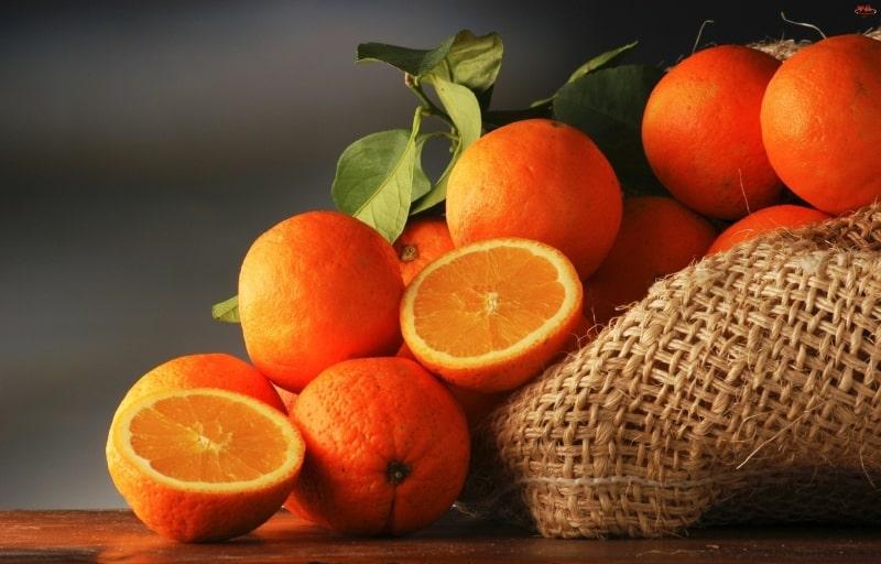 Лучший способ хранения апельсинов