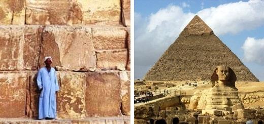 25 интересных фактов о древних египетских пирамидах