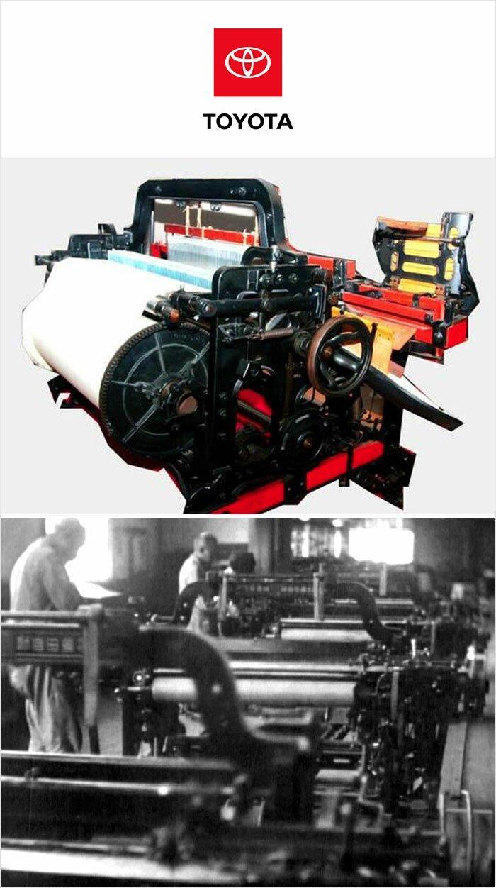 Автоматический ткацкий станок (1926 г.)