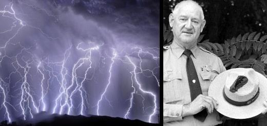 Что произойдет, если в человека ударит молния