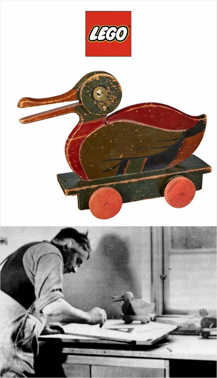 Деревянные игрушки (1923 г.)