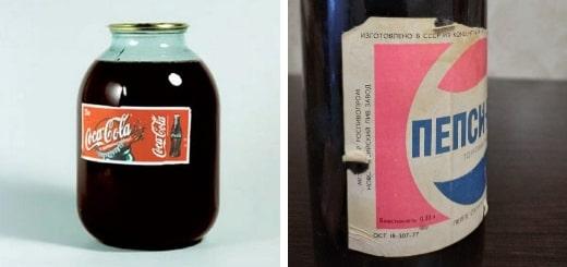 Как легендарный безалкогольный напиток «Кока-Кола» появился в СССР