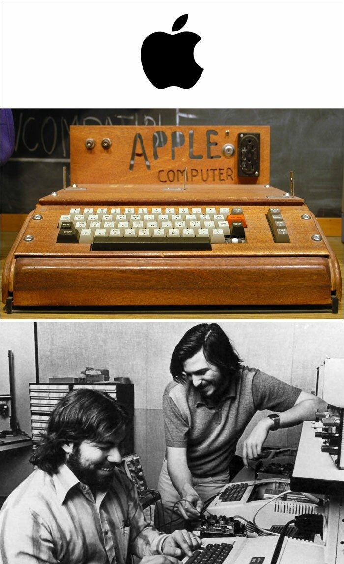 Компьютер Apple I (1976 г.)