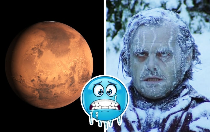 Время жизни на Марсе