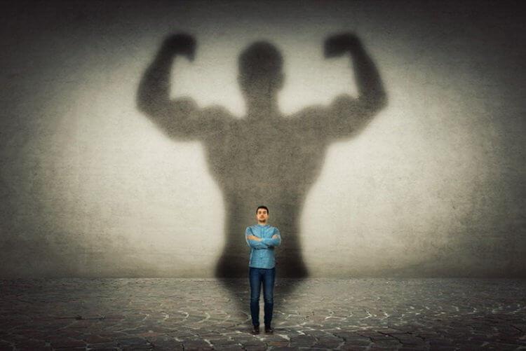 Наш мозг способен наращивать мышцы в нашем теле
