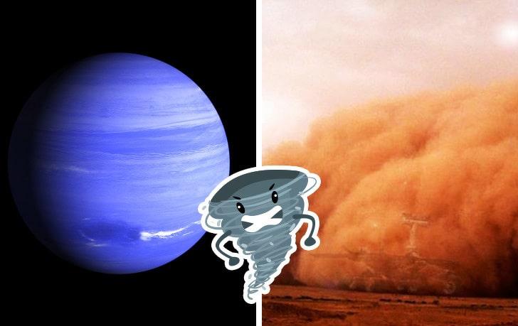 Время жизни на Нептуне