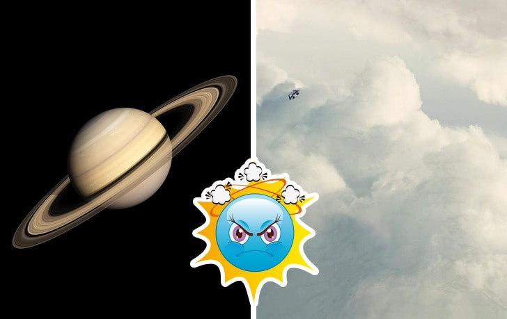 Время жизни на Сатурне