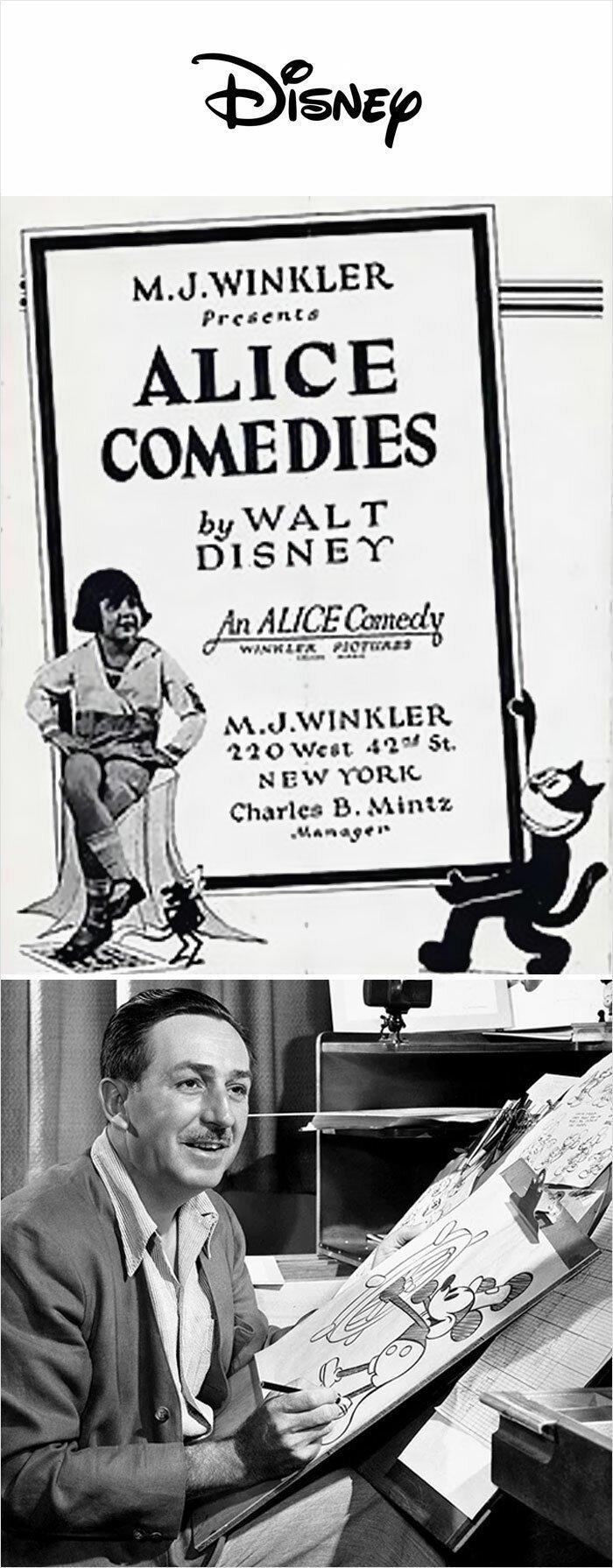 Серия мультфильмов Комедии Алисы (1923 г.)