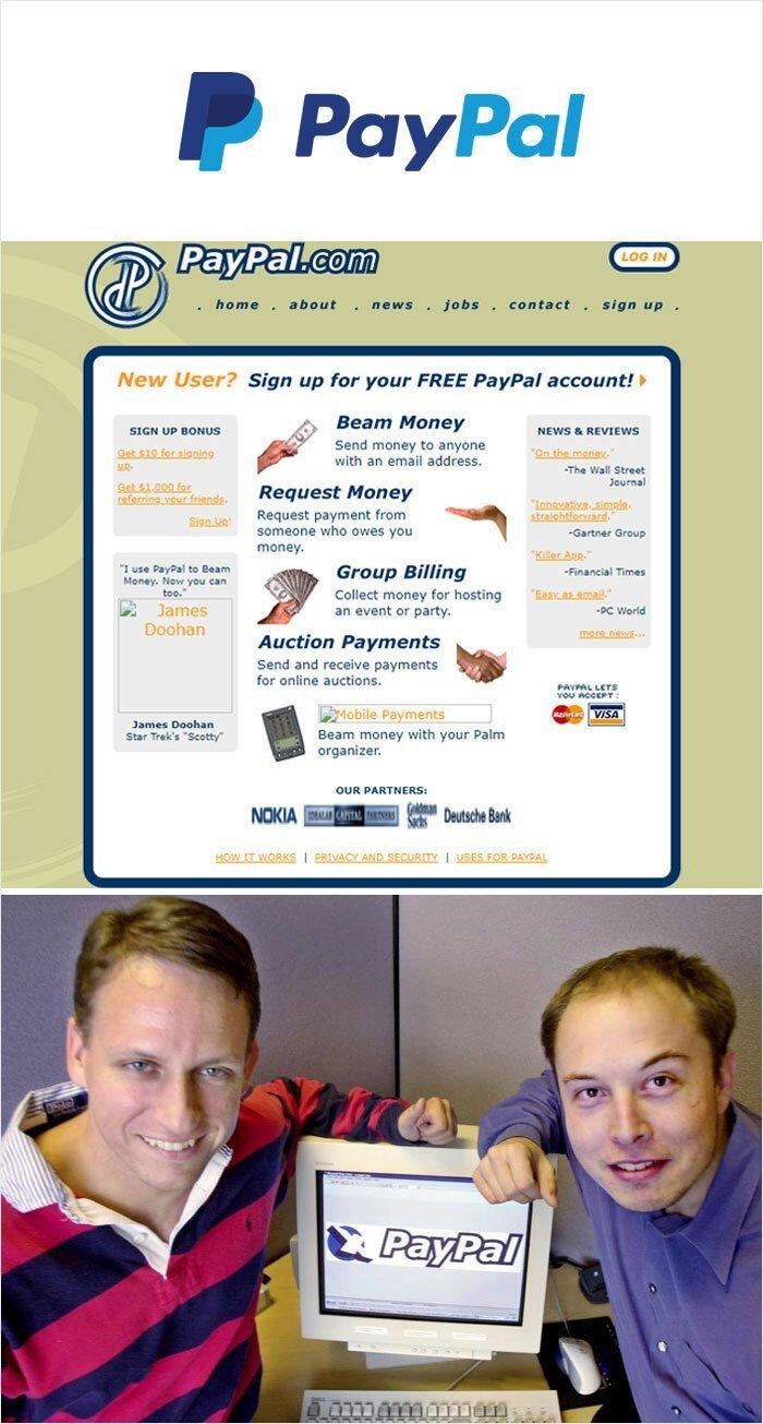 Сервис онлайн-платежей (1998 г.)