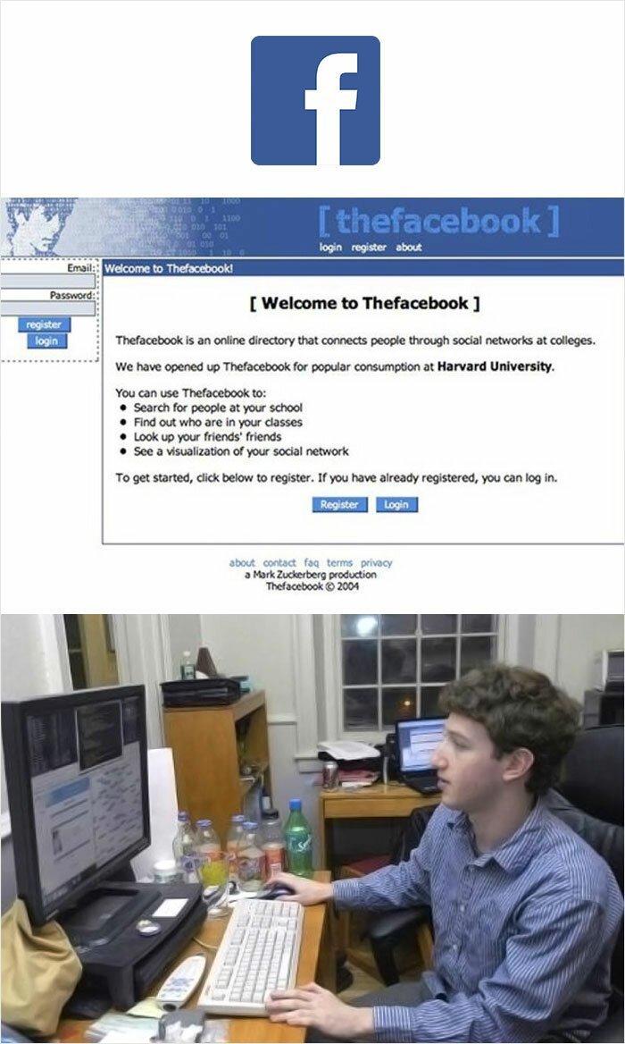Социальная сеть колледжа (2004 г.)
