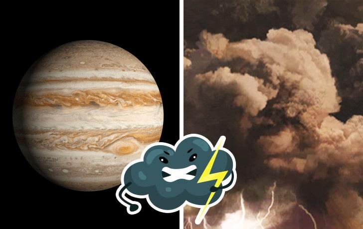 Время жизни на Юпитере